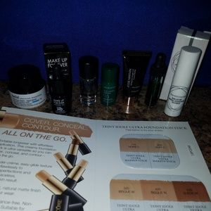 24 PC High End Skin Care Makeup Set Samples New